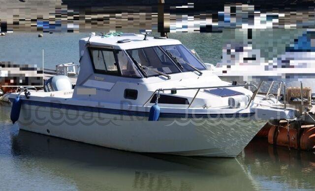 катер YANMAR FZ23C 1993 г.