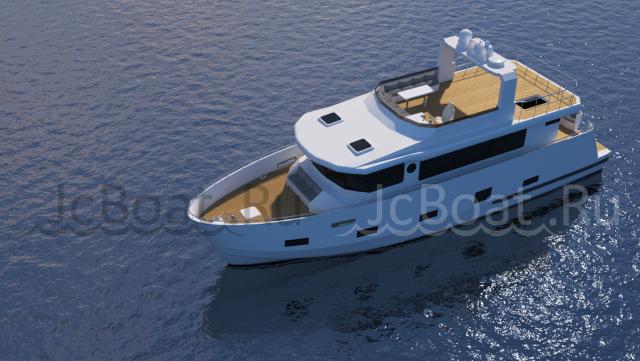 яхта моторная POPILOV-19.99S 2019 года