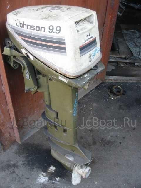 двигатель JOHNSON 2366 года