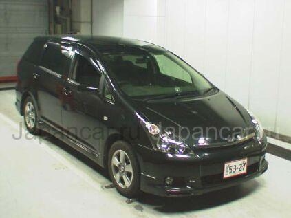 Toyota Wish 2003 года в Японии, TOYAMA
