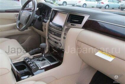 Lexus LX570 2013 года в Хабаровске