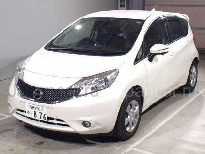 Nissan Note 2015 года во Владивостоке