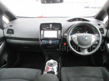 Nissan Leaf 2016 года во Владивостоке
