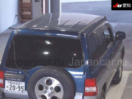 Mitsubishi Pajero IO 1999 года во Владивостоке