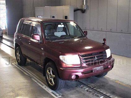 Mitsubishi Pajero IO 2005 года во Владивостоке