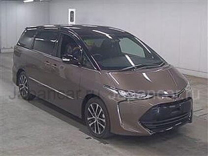 Toyota Estima 2016 года во Владивостоке