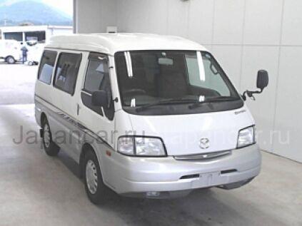 Mazda Bongo Van 2009 года во Владивостоке
