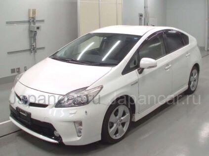 Toyota Prius 2012 года во Владивостоке