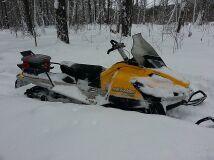 снегоход BRP SKI-DOO TUNDRA LT550