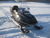 снегоход BRP LYNX YETI PRO V-800