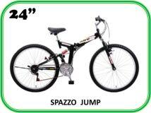 велосипед ALPHA SPAZZO JUMP 24
