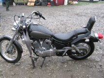 мотоцикл YAMAHA VIRAGO
