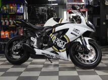 мотоцикл SUZUKI GSX-R600 арт.4008