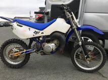 кроссовый YAMAHA YZ80 CB01C-000852