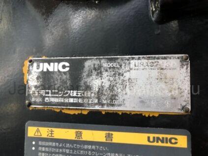 Крановая установка UNIC URA374GH во Владивостоке