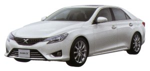 TOYOTA MARK X 2014 г.