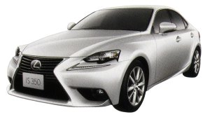 LEXUS IS350 2014 г.