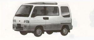 SUBARU SAMBAR 1990 г.