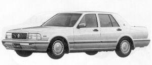 NISSAN CEDRIC 1992 г.