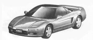 HONDA NSX 1992 г.