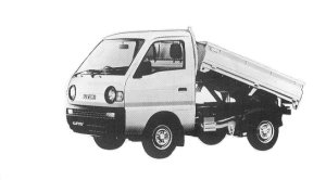 SUZUKI CARRY TRUCK 1992 г.