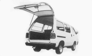 TOYOTA TOWNACE 1993 г.