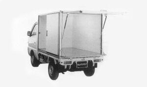 SUZUKI CARRY TRUCK 1993 г.