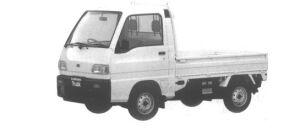 SUBARU SAMBAR TRUCK 1994 г.