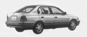 TOYOTA CORSA 1996 г.