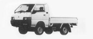 MITSUBISHI DELICA TRUCK 1996 г.