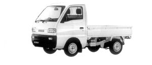 SUZUKI CARRY TRUCK 1998 г.