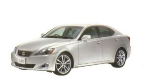 LEXUS IS300 2005 г.