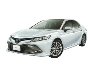 TOYOTA CAMRY 2018 г.
