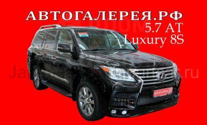 Lexus LX570 2012 года в Хабаровске